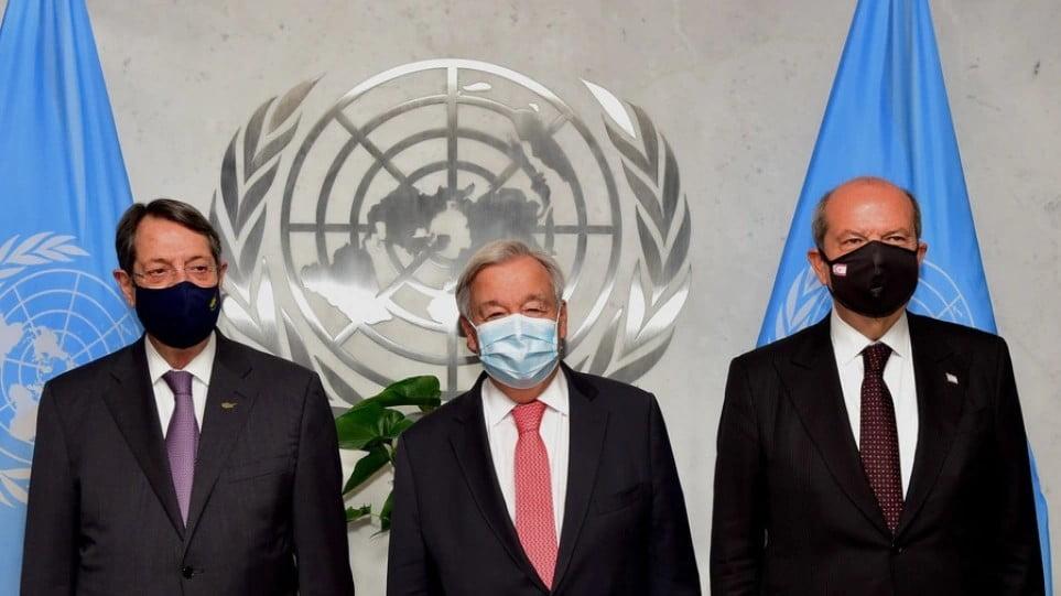 Ειδικό αντιπρόσωπο για το Κυπριακό διορίζει ο ΓΓ του ΟΗΕ