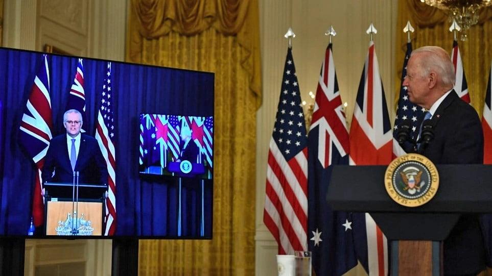 Συμφωνία AUKUS: Ξεσηκώθηκαν οι Αυστραλοί – Μας φέρνουν από την πίσω πόρτα τα πυρηνικά