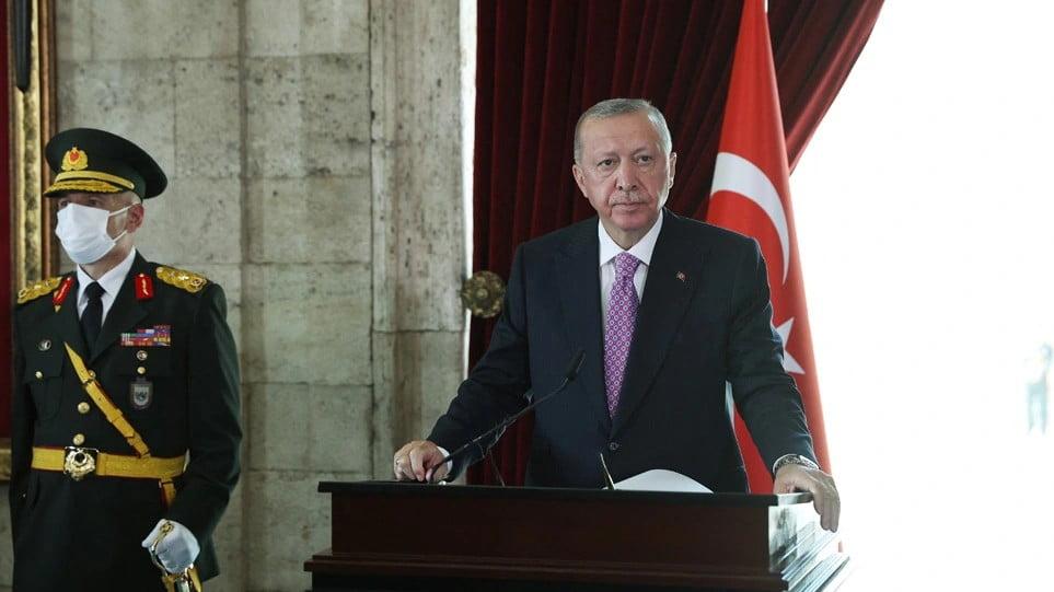 O Ερντογάν διαψεύδει τον Μητσοτάκη: Θα τον συναντήσω στη Νέα Υόρκη