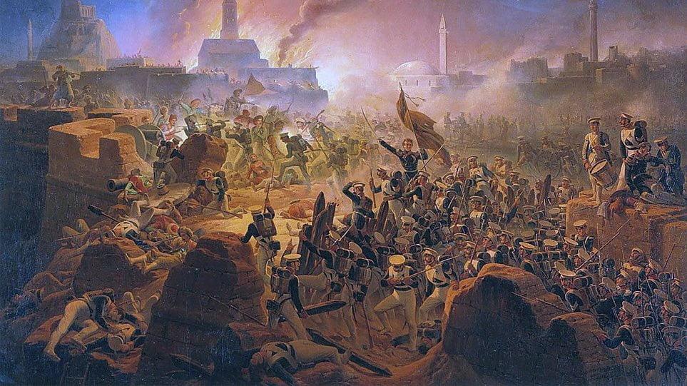 14 Σεπτεμβρίου 1829: Υπογράφεται η Συνθήκη της Αδριανούπολης, που σήμανε την ανεξαρτησία της Ελλάδας