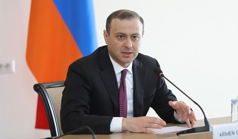 Έτοιμη για εργασίες οριοθέτησης συνόρων η Αρμενία!