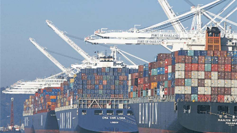 "To ""έμφραγμα"" στο διεθνές εμπόριο και τα ελληνικά λιμάνια"