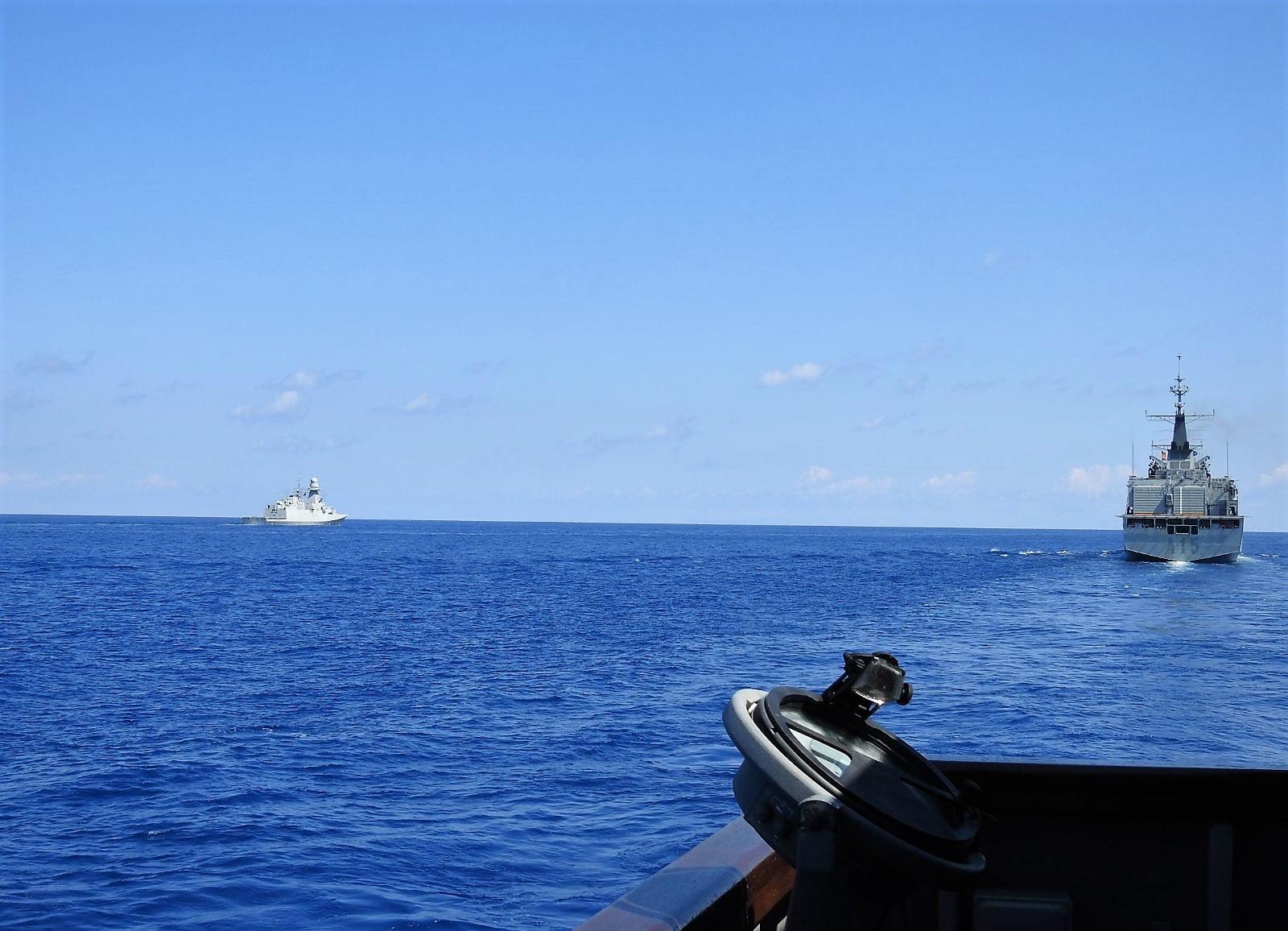Κρήτη: Φωτογραφίες από την πολυεθνική άσκηση του ΝΑΤΟ «Dynamic Guard 21-II»
