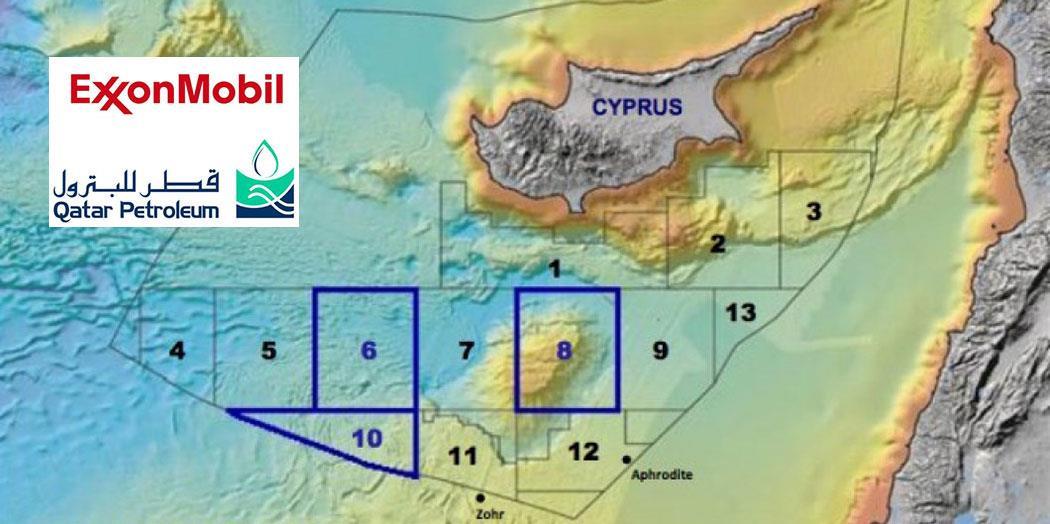Ιγνατίου: Ενδιαφέρον ExxonMobil για οικόπεδο στην Κυπριακή ΑΟΖ – Το διεκδικεί η Τουρκία