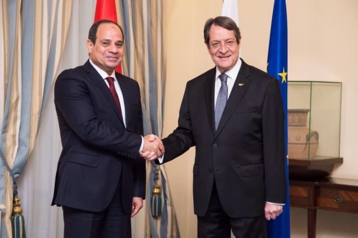 Νέα στρατηγική κίνηση Κύπρου-Αιγύπτου – Στο Κάιρο αύριο ο Νίκος Αναστασιάδης
