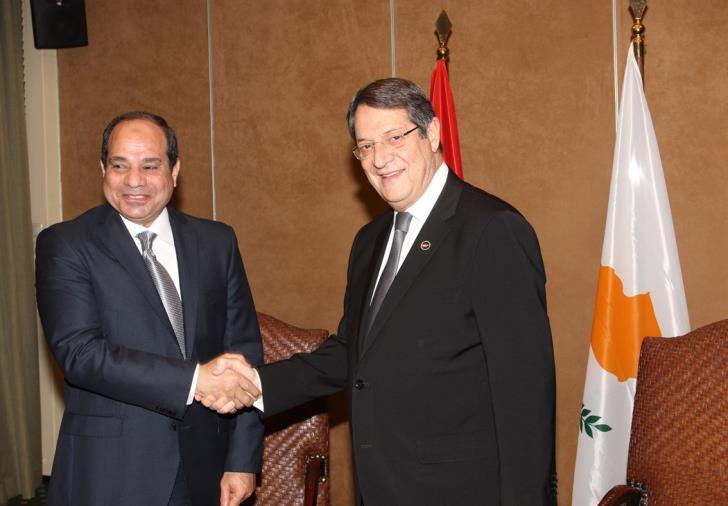 Ο Σίσι έθεσε στην Τουρκία όρους για την Κύπρο, για τη συνέχιση των συνομιλιών
