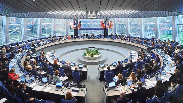 Η Κυπριακή Δημοκρατία δίνει μια νέα μάχη για το περιουσιακό στο Συμβούλιο της Ευρώπης