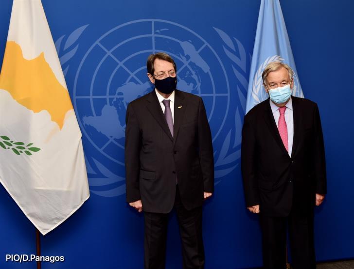 Σοβαρές διεργασίες για το Κυπριακό στη Νέα Υόρκη