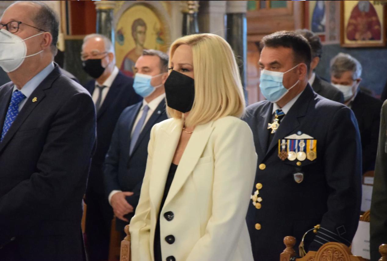 Γεννηματά από Τρίπολη: Η τουρκική επιθετικότητα απαιτεί νέα εθνική στρατηγική