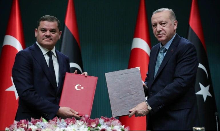 Ερντογάν στον πρωθυπουργό της Λιβύης – Δεν θα κάνετε τίποτα, δεν θα υπογράψετε καμία συμφωνία χωρίς την έγκρισή μου