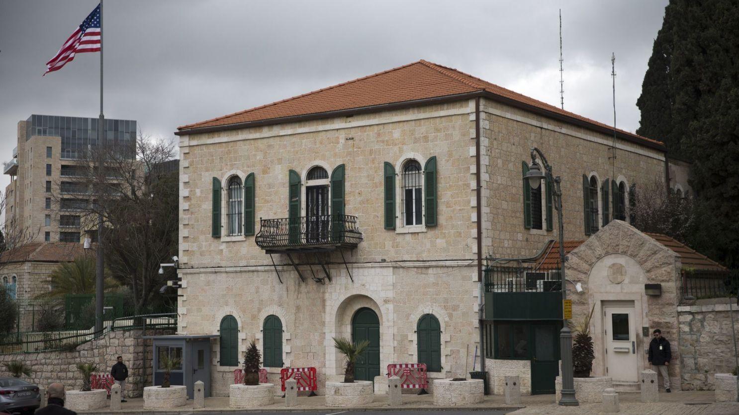 «Δεν είναι καλή ιδέα» λέει το Ισραήλ για την πρόθεση Μπάιντεν να ανοίξει ξανά το προξενείο στην Ιερουσαλήμ
