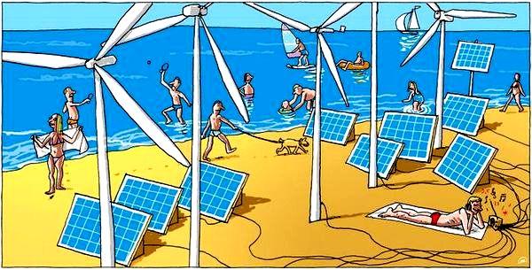 Η σκληρή αλήθεια πίσω από την ενεργειακή κρίση της Ευρώπης