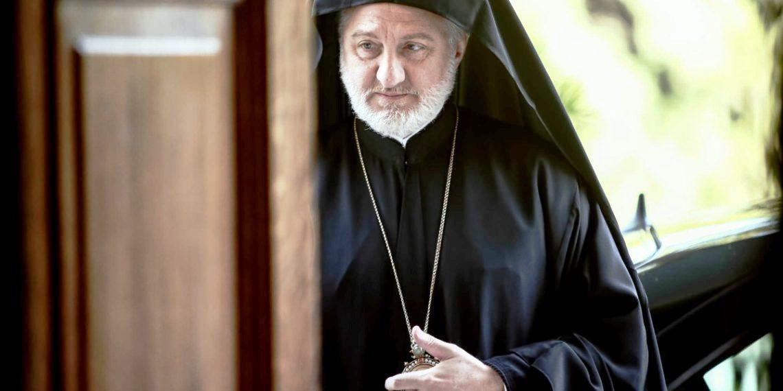 Μητσοτάκης και Αναστασιάδης ακύρωσαν τις συναντήσεις με τον Αρχιεπίσκοπο Αμερικής, Ελπιδοφόρο – Αιτία το «Σπίτι της Τουρκίας»