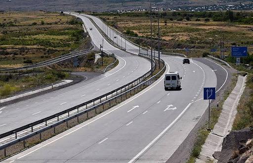 Επένδυση ενός δις δολαρίων στην Αρμενία για την κατασκευή αυτοκινητόδρομου