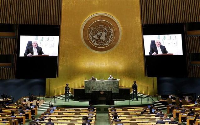 Τελεσίγραφο των Παλαιστινίων από τον ΟΗΕ: «'Ενας χρόνος προθεσμίας στο Ισραήλ…»