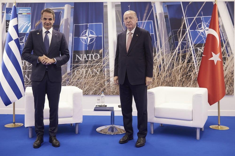 Κυβερνητικές πηγές στο Newpost- Τι απαντούν στον Ερντογάν για τη συνάντηση με Μητσοτάκη