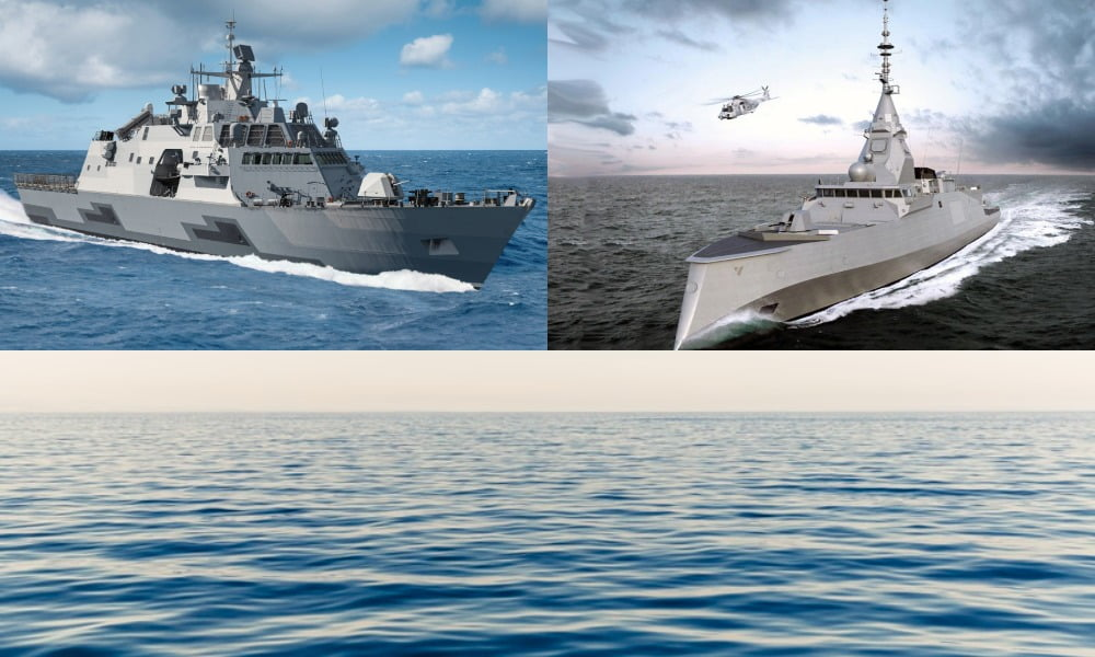 «Μπρα ντε φερ» ΗΠΑ-Γαλλίας για τις νέες φρεγάτες του Στόλου: Η δολοφονική «Hellenic Frigate 2» και η πάνοπλη «Belhara» – Τα χαρακτηριστικά τους