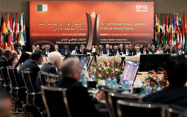 Αλγερία- Σ. Αραβία: Διαβουλεύσεις για συντονισμό ενεργειών στον ΟΠΕΚ και σε διεθνή θέματα