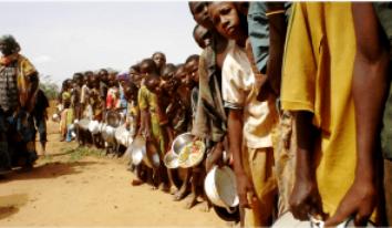 Ένας πλανήτης σε διάλυση: Το πρόβλημα της διατροφής