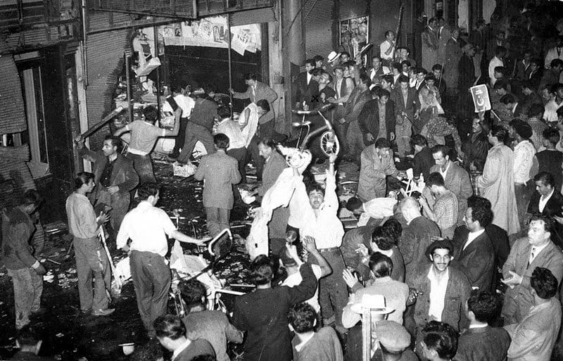 Τα 66 χρόνια ατιμωρησίας της Τουρκίας. Το πογκρόμ της 6-7ης Σεπτεμβρίου που οργανώθηκε από το τουρκικό κράτος