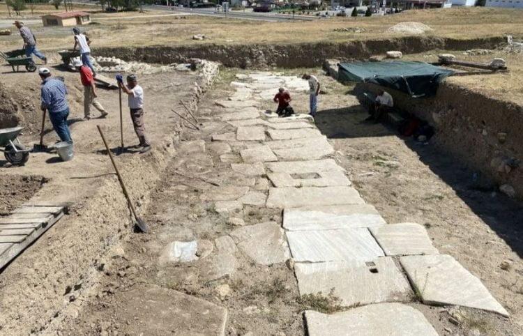 Οι Τούρκοι μετατρέπουν την Πομπηιούπολη του Πόντου σε αρχαιολογικό χώρο