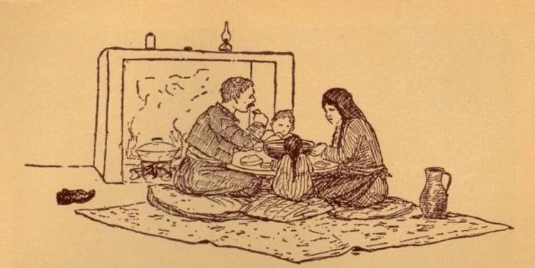 Η αγροτική οικογένεια στον Πόντο και η θέση της γυναίκας – Πρώτος ρόλος για τον παππού και τη γιαγιά