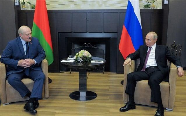 Ρωσία: Παίρνουν μέτρα Πούτιν-Λουκασένκο μετά την επέκταση του ΝΑΤΟ στην Ουκρανία