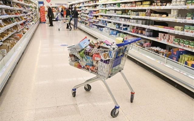 Πόσο θα ακριβύνει το καλάθι της νοικοκυράς – Ανατιμήσεις σε 11 κατηγορίες προϊόντων