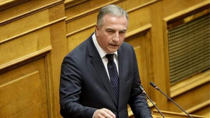 Σταύρος Καλαφάτης:  Δεν κάνουμε βήμα πίσω όπως ο Νίκος Καπετανίδης