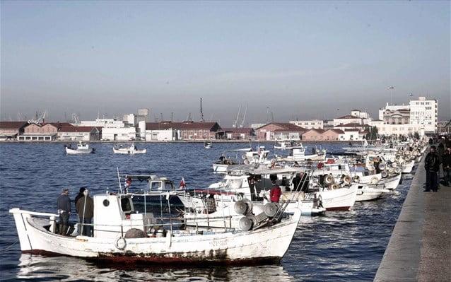 ΕΛΣΤΑΤ: Μείωση αλιευμάτων και μηχανοκίνητων αλιευτικών σκαφών το 2020