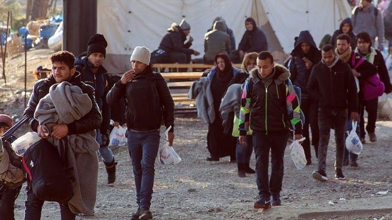 Η Frontex ετοιμάζεται για μαζική εισροή Αφγανών αιτούντων άσυλο