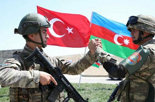 Τουρκοαζέρικες ασκήσεις στο κατεχόμενο Καραμπάχ σε περιοχή στρατηγικού χαρακτήρα!