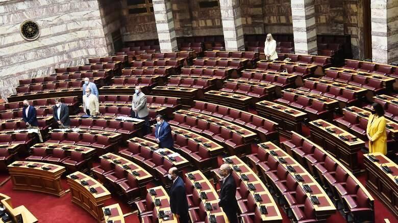 Βουλή: Ελάχιστοι βουλευτές στην τιμητική εκδήλωση για τη γενοκτονία των Ελλήνων της Μικράς Ασίας