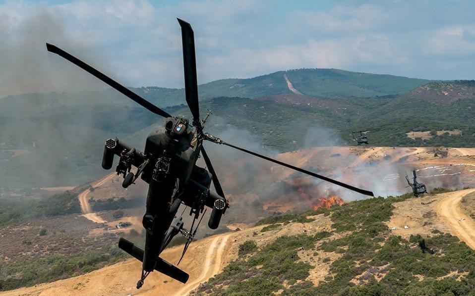 Το SPIKE NLOS «απογειώνει» τα ελληνικά Απάτσι – Πώς λειτουργεί το φονικό υπερόπλο