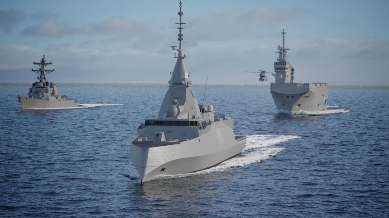 Νέα εποχή για το Ελληνικό Πολεμικό Ναυτικό με τις φρεγάτες Belhara